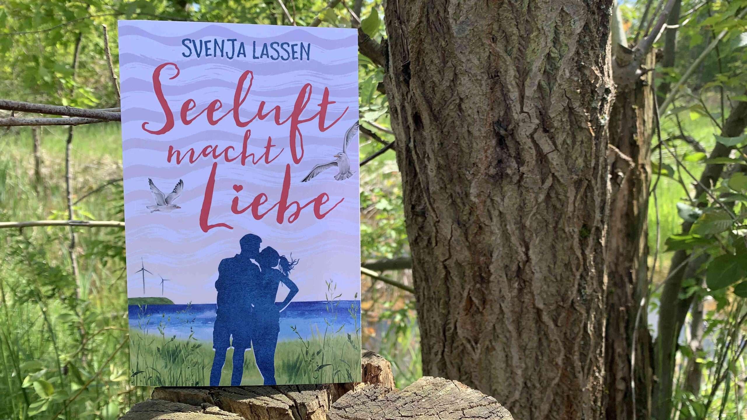 """You are currently viewing """"Seeluft macht Liebe"""" von Svenja Lassen"""
