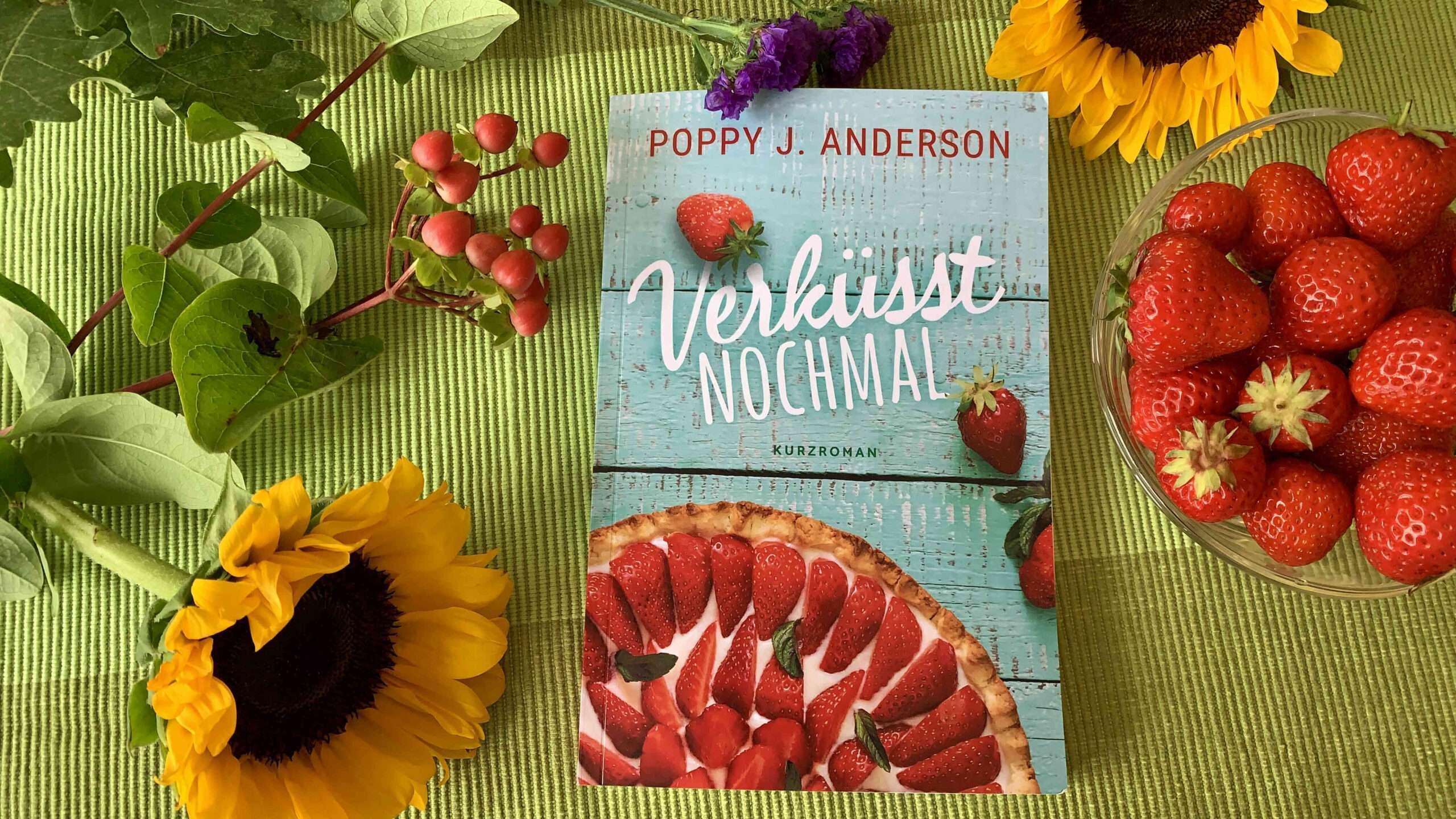 """You are currently viewing """"Verküsst nochmal"""" von Poppy J. Anderson"""