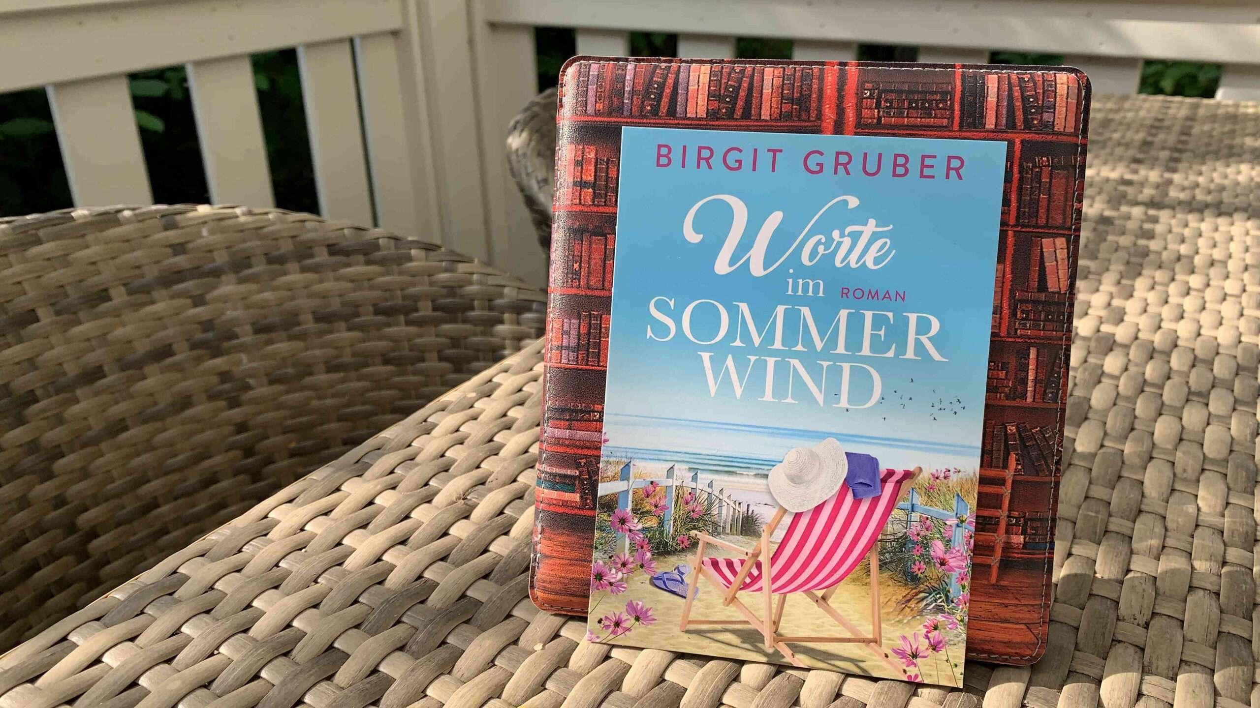 """You are currently viewing """"Worte im Sommerwind"""" von Birgit Gruber"""
