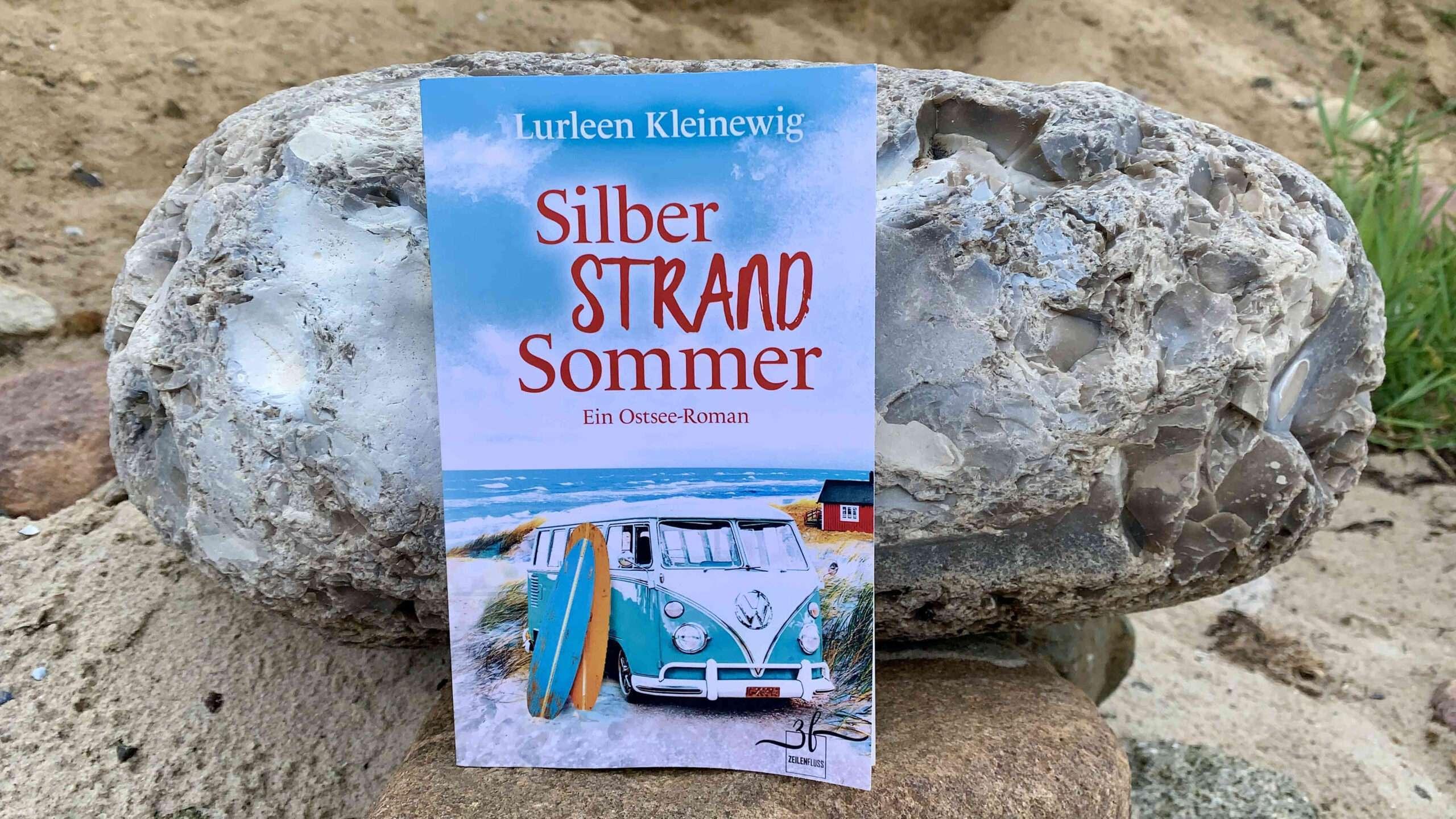 """You are currently viewing """"Silberstrandsommer"""" von Lurleen Kleinewig"""