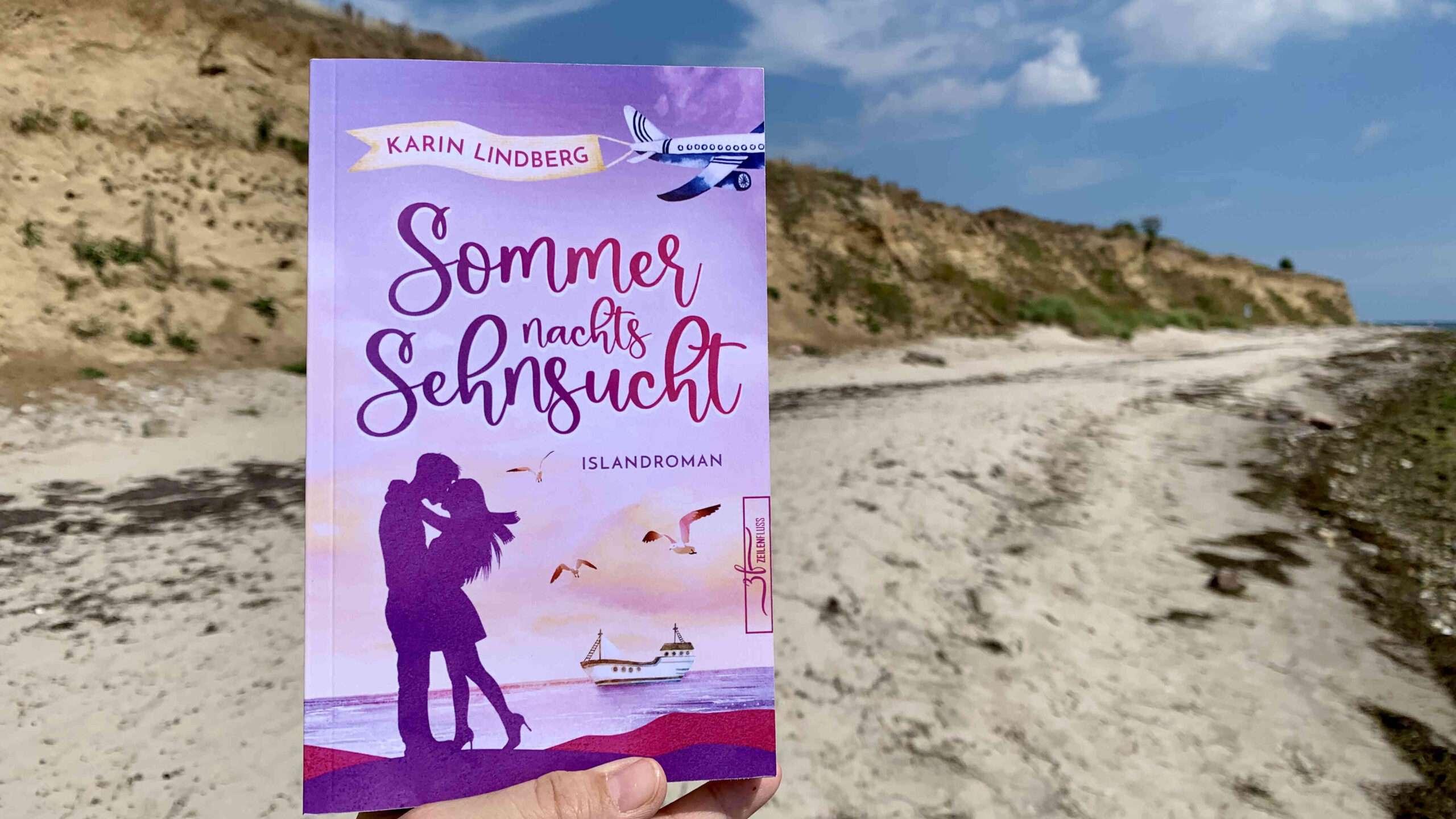 "You are currently viewing ""Sommernachtssehnsucht"" von Karin Lindberg"