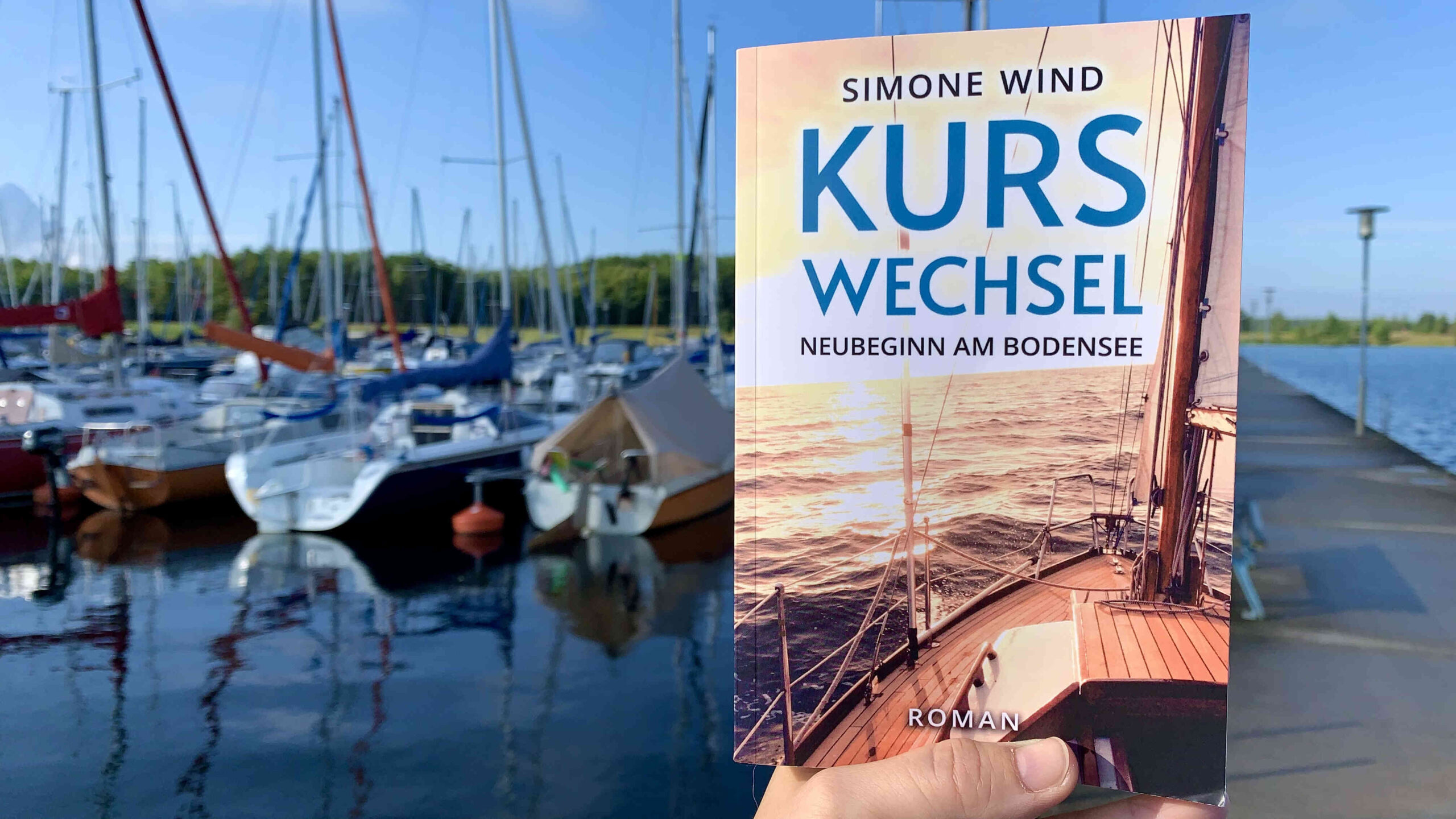 """You are currently viewing """"Kurswechsel"""" von Simone Wind"""