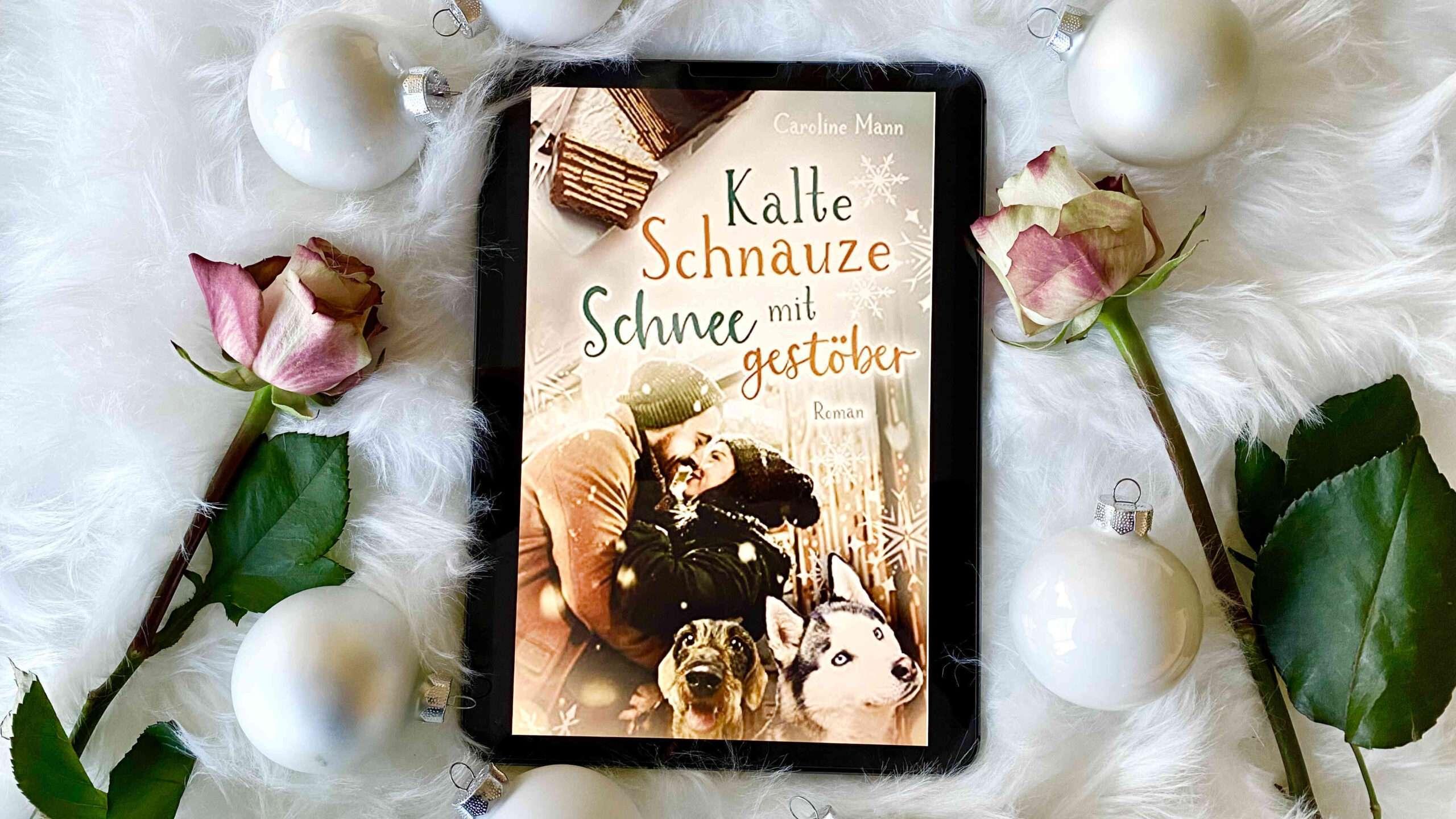 """Read more about the article """"Kalte Schnauze mit Schneegestöber"""" von Caroline Mann"""